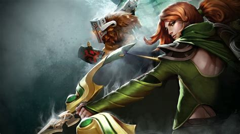 dota 2 windrunner wallpaper hd dota 2 dota windranger windrunner juggernaut
