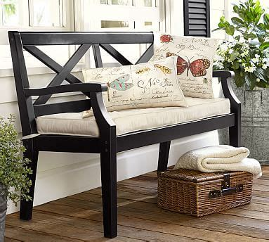 potterybarn bench 25 best ideas about porch bench on pinterest front porch bench front porch bench