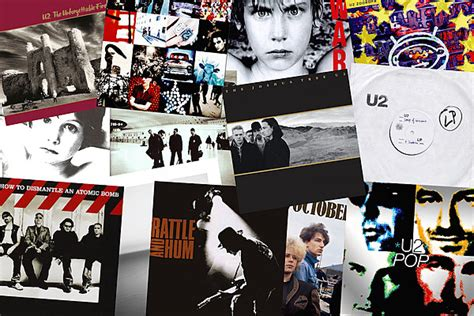 U2 By U2 Exclusive And The Ultimate Guide To One Of The Worlds Most Legendary Bands by U2 Albums Ranked Worst To Best
