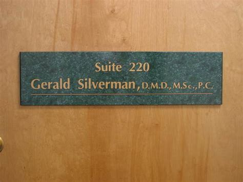 Interior Office Door Signs by Yush Sign Interior Signs Lobby Office Suite New