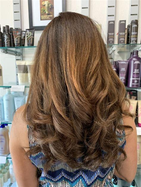 blowout curls blowout curls blowout hair hair styles