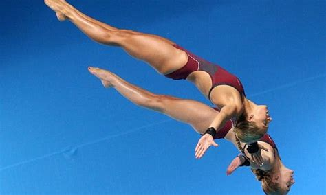 Tonia Diver by S Barrow And Tonia Win Synchronised