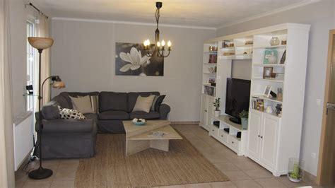 Ikea Hemnes Wohnzimmer by Kleines Gelbes Haus Wohnwand