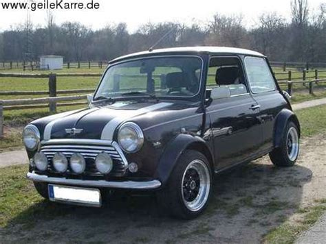 Mini Cooper 70 Ps by Rover Mini Cooper Von Haiflyer Tuning Community