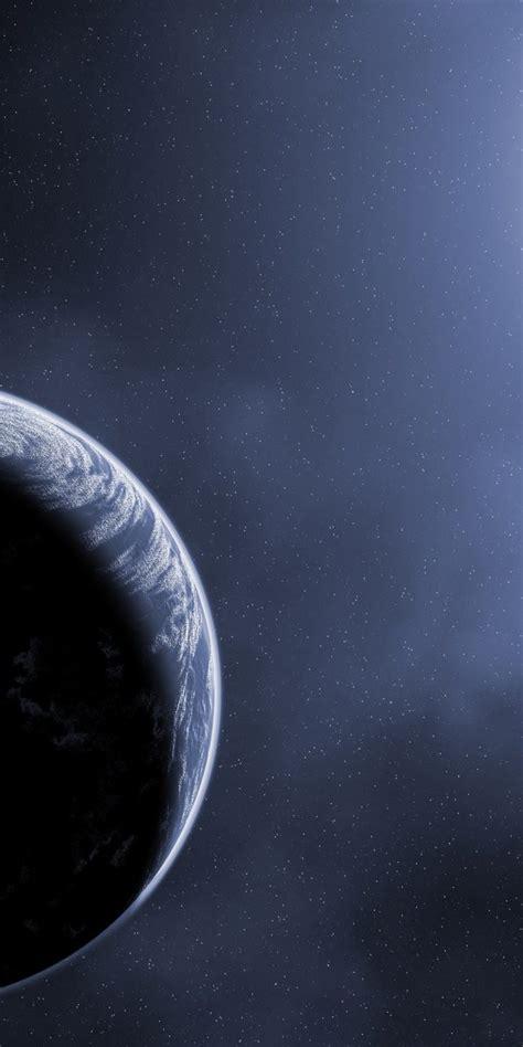 scientific planet galaxy space stars ultra hd wallpaper