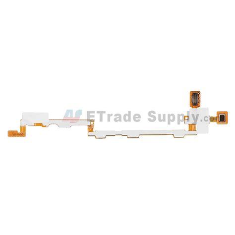 Flexibel Homebutton Samsung Galaxy Tab 3 8 Inchi samsung galaxy tab 3 8 0 sm t310 power button flex cable ribbon etrade supply