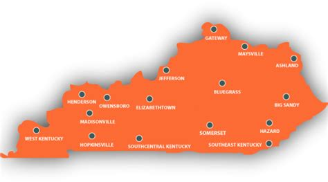 kentucky colleges map kctcs transfer pathways department of chemistry