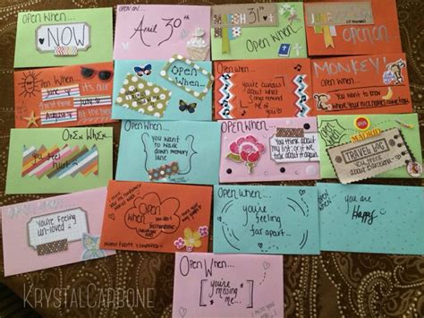 open when letters for boyfriend 13 best images about idea for him on 1525