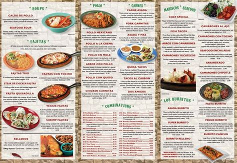 sle restaurant layout and design sle of mexican restaurant menus menu for casa tequila 8228