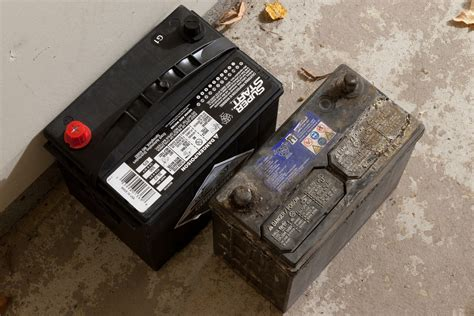 2002 honda accord battery overnight out of the garage in the cold observations