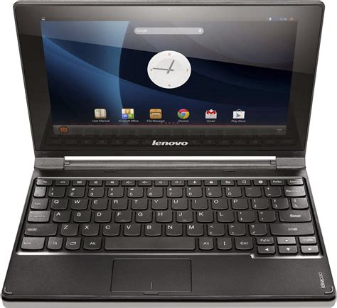 android laptop technology world lenovo announces a10 android laptop