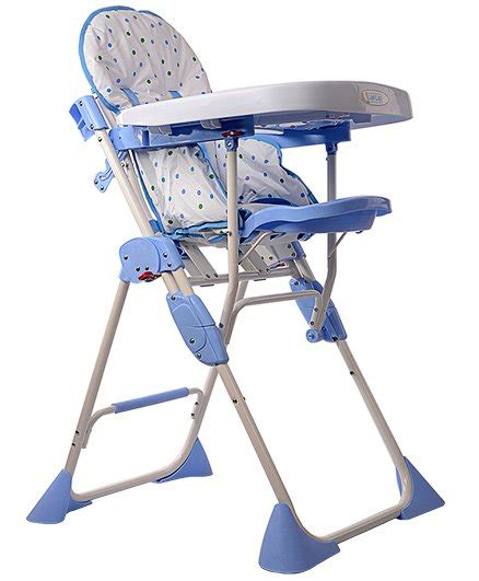 comfy baby high chair comfy baby high chair 8083 blue at best