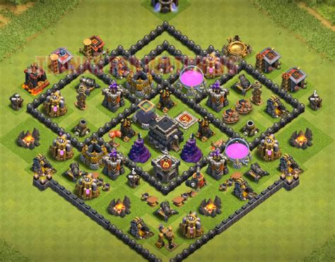 layout design th7 top 8 best th7 trophy base layouts 2018 new 3 air