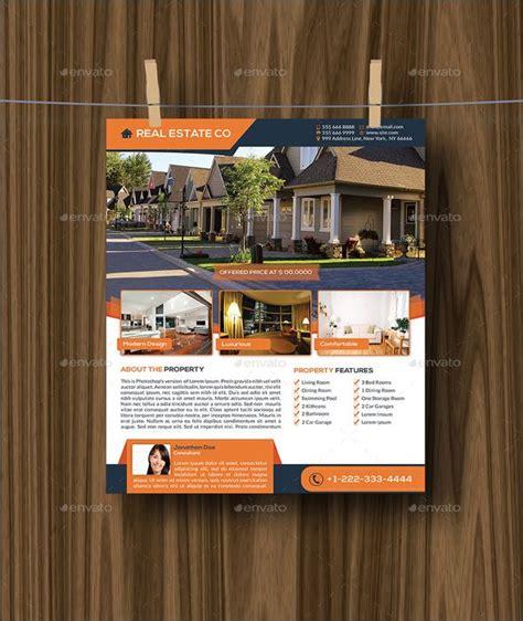 22 Best Real Estate Flyer Templates Real Estate Flyers Marketing Flyers And Real Estate Business Best Real Estate Templates