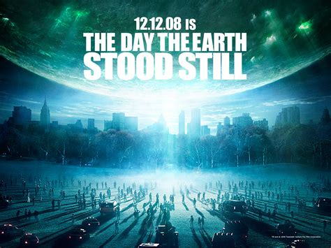 The Day The Earth Stool Still by Ticker Talks The Day The Earth Stood Still And I