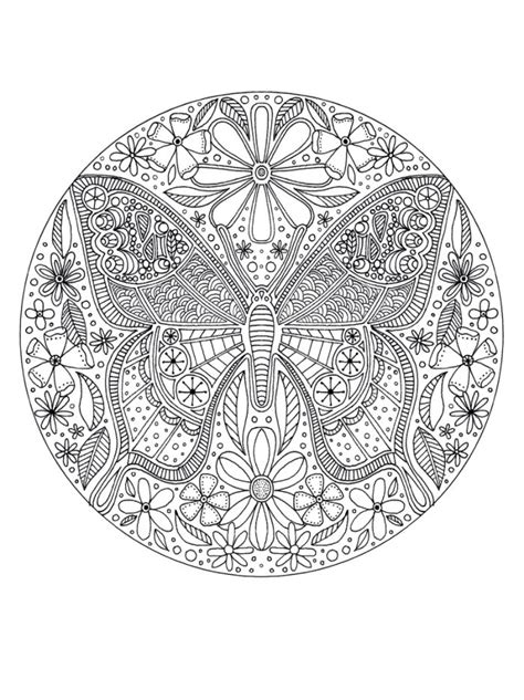 butterfly doodle coloring pages butterfly adult colouring adult coloring in pages