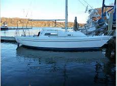 1971 Pearson 26 sailboat for sale in Connecticut 26' Allmand