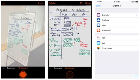Office Lens Office Lens Comes To Iphone And Android Office Blogs