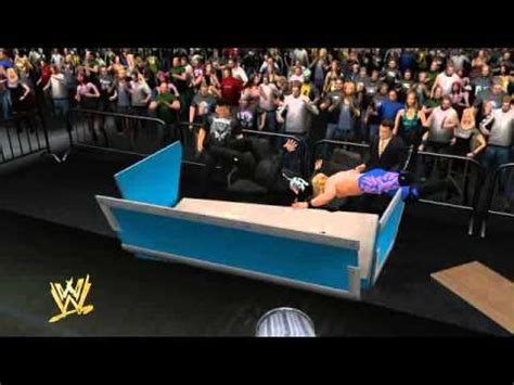 13 twist of fate on the announce table
