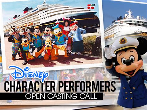 auditions 2015 disney channel in search of three sa presenters open casting call for disney cruise line disney channel