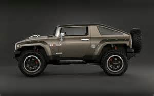 Jeep That Looks Like A Hummer Hummer Hx 5 Motoroids