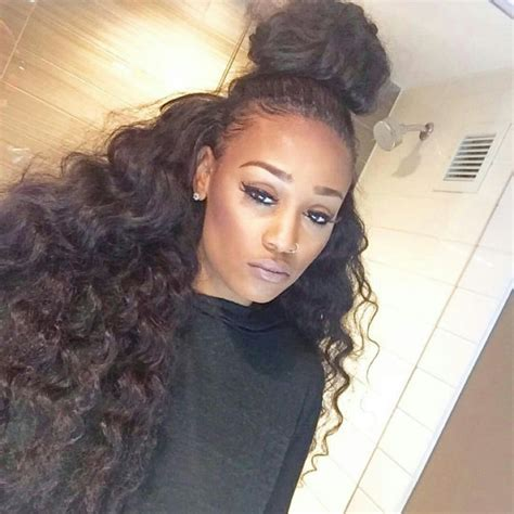 is sewins bad for hair 384 best weaves clip in wigs images on pinterest
