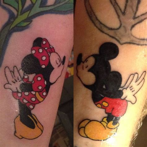 tattoo couple disney more couples tattoo ideas disney edition trusper