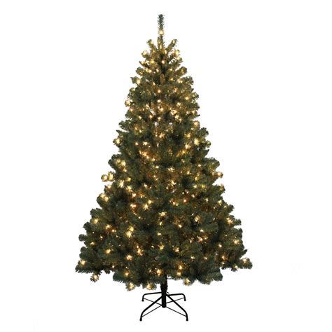 pre lit artificial christmas tree canada page 2