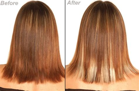 hair essentials before and after photos laser essential skin care toronto