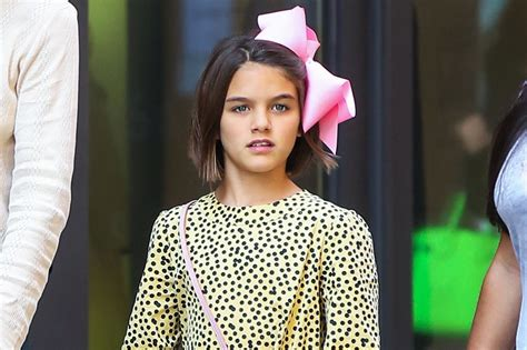 Suri Cruise Vanity Fair by Let Suri Cruise Inspire Your Late Summer Fashion