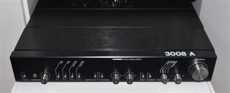 Tandberg 3008a For Sale Detoxed by Tandberg 3008a Solid State Pre Audio Asylum Trader