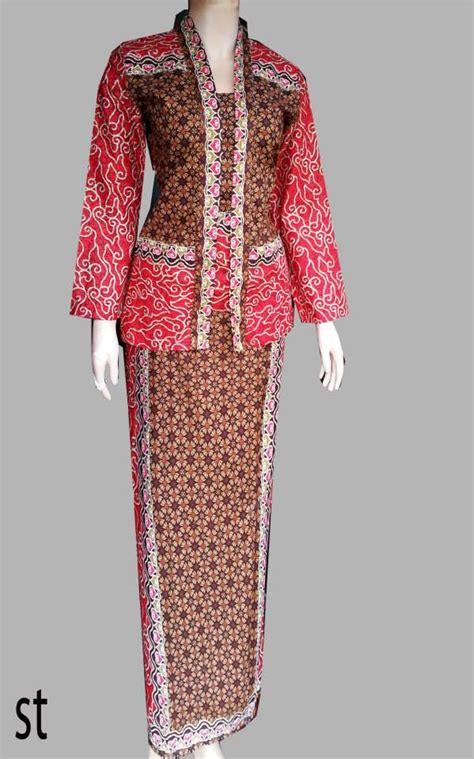 Batik Sarimbit Longdress Srg 653 baju gamis pria gamis murni