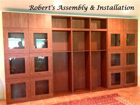 ikea besta wall unit pictures for roberts assembly installation in temecula ca 92592