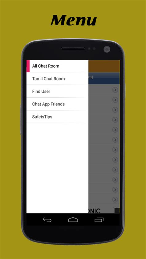 Tamil Chat Rooms by Tamil Chat Room Free Android Apps On Play