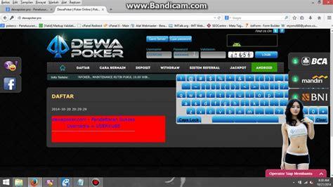 link alternatif dewa poker terbaru  dewapokerpoker youtube