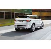 Land Rover Range Evoque  ALL CARS TOYOTA