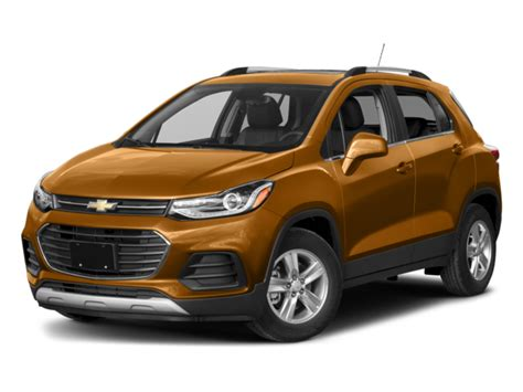 new 2017 chevrolet trax prices nadaguides