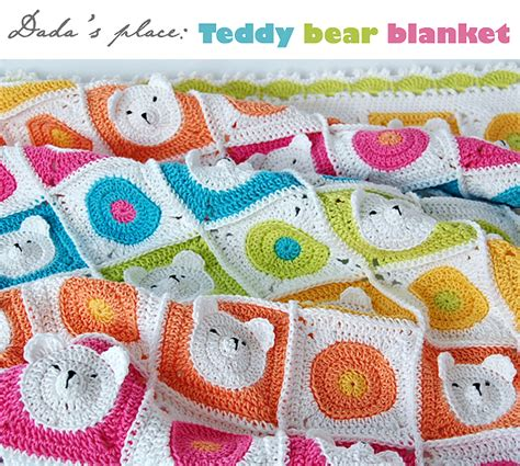 how to knit a teddy step by step crochet teddy baby blanket