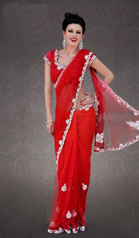 saree net blouse designs blouse designs for net sarees www imgkid com the image
