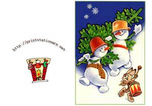 free cards free cards santa claus cards