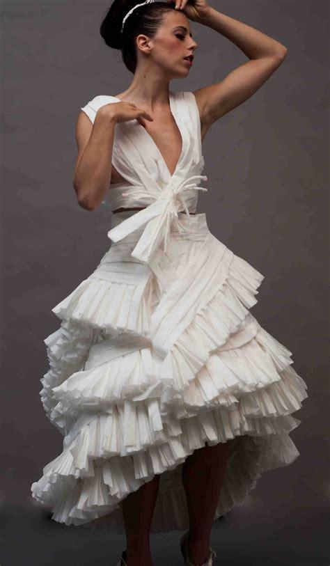 Wedding Contest 2013   Toilet Paper Wedding Dress