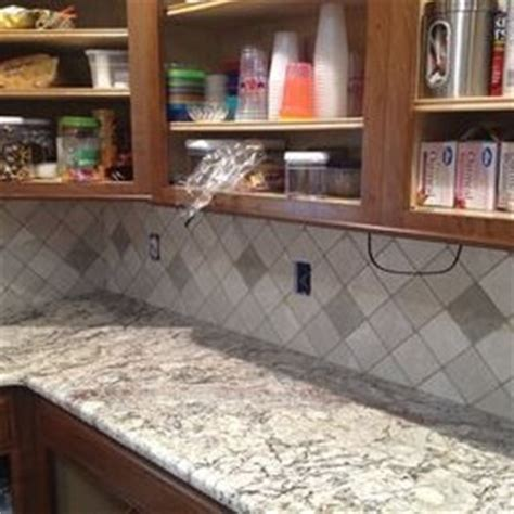 cons of tumbled marble for backsplash info center