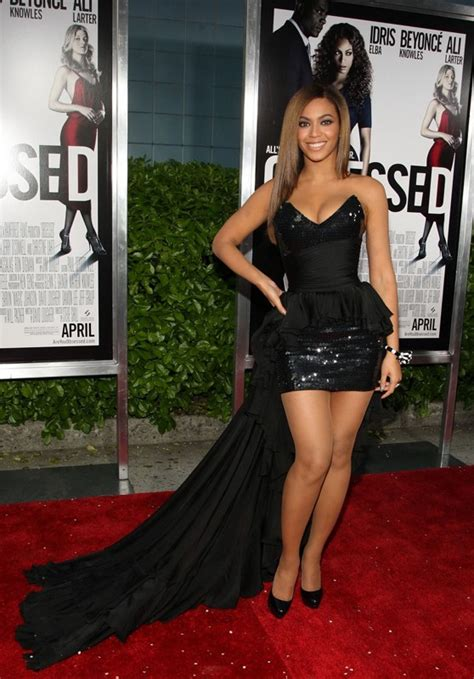 foto film obsessed beyonc 233 knowles alla premiere new yorkese del film