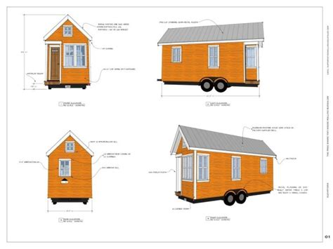 free tiny house plans 160 sq ft rolling bungalow free tiny house plans 160 sq ft rolling bungalow