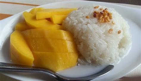 cara membuat manisan mangga yang manis resepi pulut mangga paling sedap iluminasi