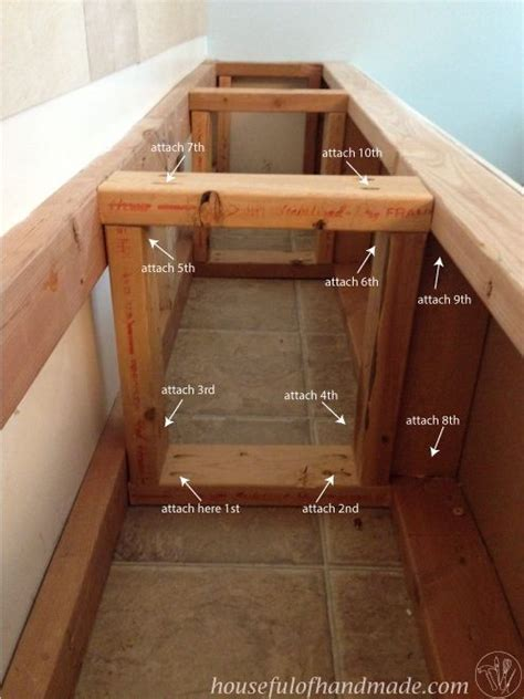 how to make a bench seat for kitchen table best 25 built in bench ideas on pinterest window bench