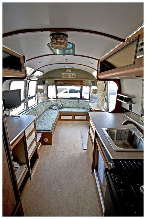 Remodeled Airstream Interiors vintage airstream remodel idea 2 outside