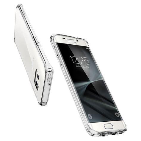 Spigen Ultra Hybrid Samsung Galaxy S7 Edge Original a spigen ultra hybrid galaxy s7 edge clear mtp