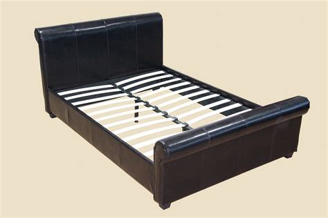 slats for queen bed queen size mansfield espresso sleigh platform bed frame slats