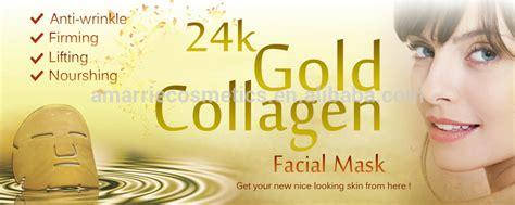 Aqua Collagen Gold Mask collagen gold mask anti aging